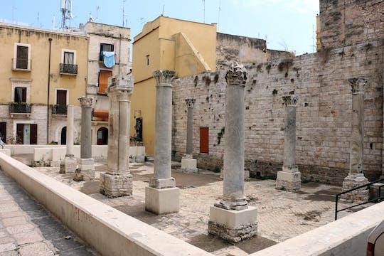 Wycieczka archeologiczna po Bari