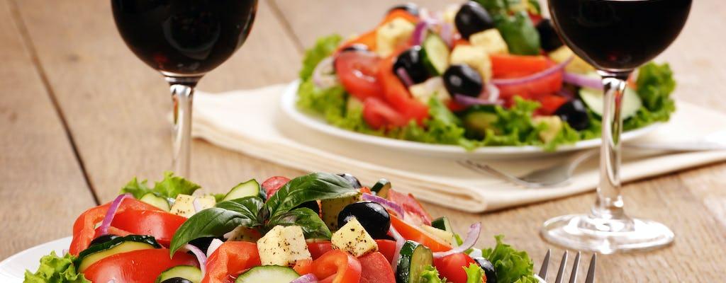Tour del vino di Atene di un'intera giornata con pranzo