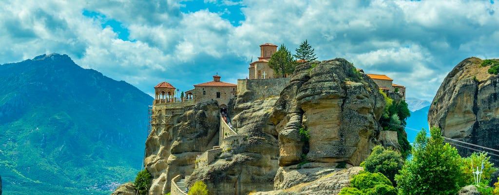 Tagesausflug von Athen nach Meteora mit dem Zug