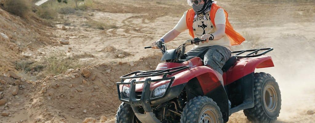 Hurghada Quad & Dromedaris in de Woestijn