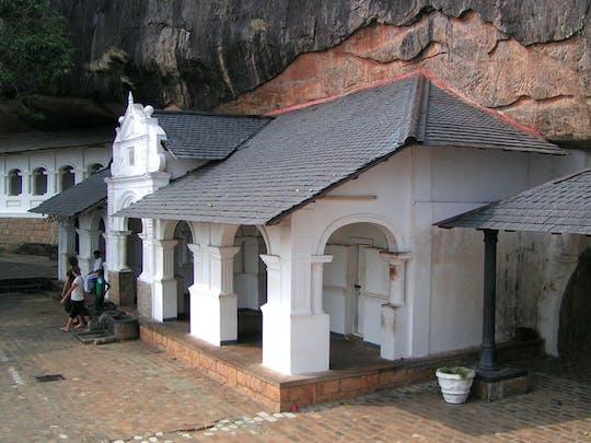 Dzień w Sigiriya i Dambulla