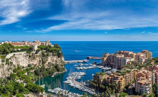 Half-day shared excursion to Eze, Monaco and Monte-Carlo