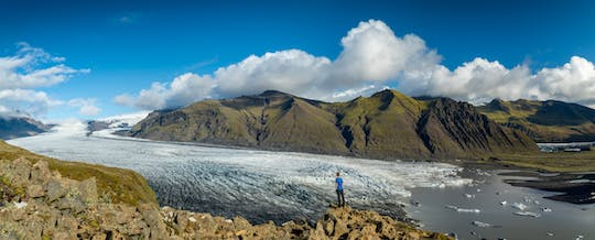 Skaftafell glacier hike 3-hour expedition