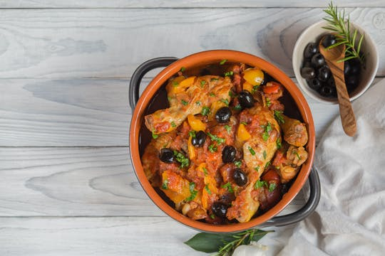 Clase de cocina y degustación en una casa de Cesarina en Asís