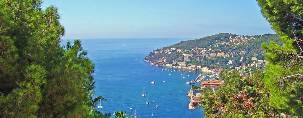 Full-day excursion in the French riviera and Provence countryside