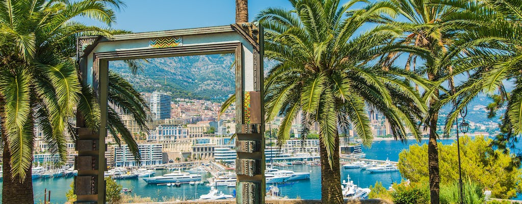 Full-day excursion in Monaco and Eze