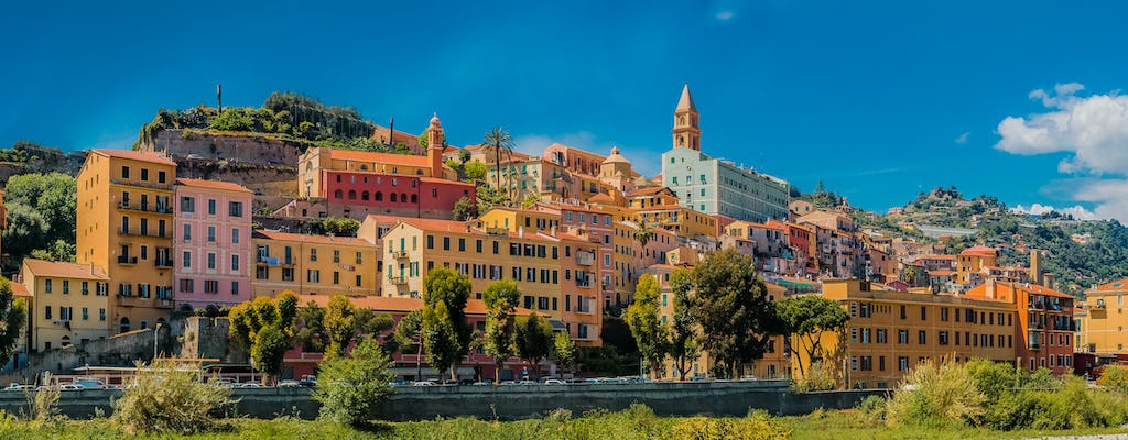 Full-day Italian excursion  from Nice
