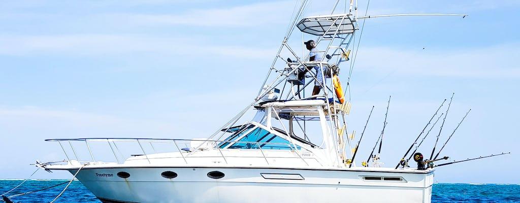 Tour de pesca en aguas profundas de Mombasa