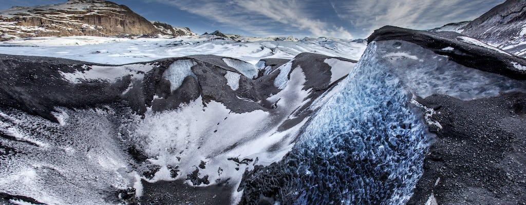 Escursione di 3 ore al ghiacciaio Sólheimajökull