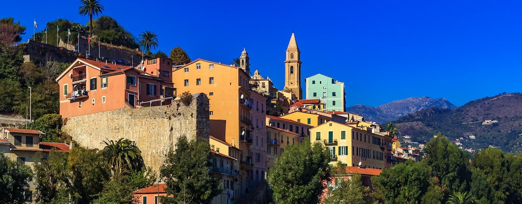Half-day Italian excursion from Nice