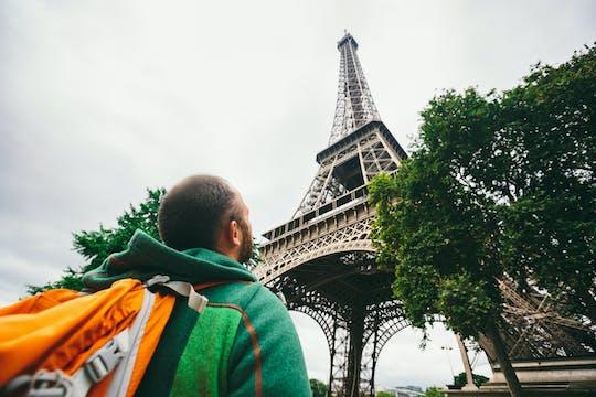 Biglietti Torre Eiffel -  3 ° piano con tour della città di Parigi e crociera sulla Senna