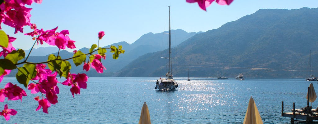 Marmaris daytrip from Rhodes