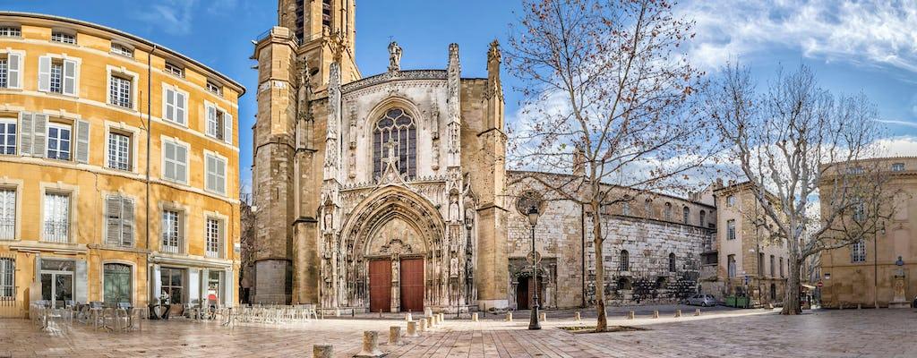 Całodniowa wycieczka do Aix-en-Provence z degustacją wina