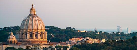 Ascension du dôme de Saint-Pierre