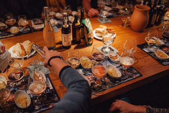 Bierseminar in Maisel's Bier-Erlebnis Welt in Bayreuth