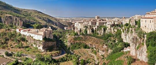 Cuenca's natuur- en stadstour vanuit Madrid