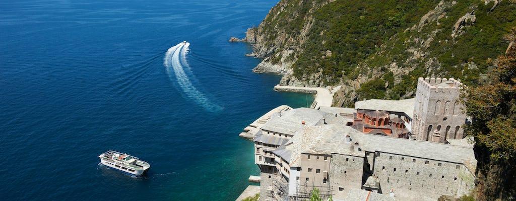 Crucero de día completo por el monte Athos desde Salónica
