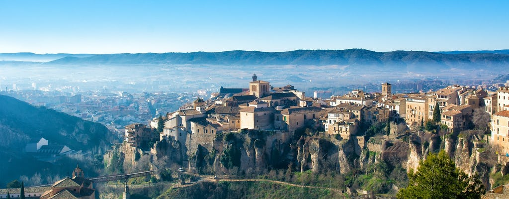 Visita guiada a la Ciudad Encantada de Cuenca y vistas panorámicas de las Casas Colgadas