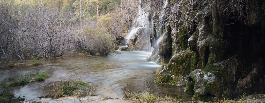 Guided tour to the Enchanted City and the birth of the Cuervo river from Cuenca