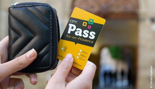 City Pass Aix-en-Provence 24h, 48h, 72h