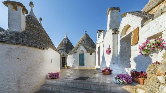 Zwiedzanie wiosek w dolinie Itria z Lecce