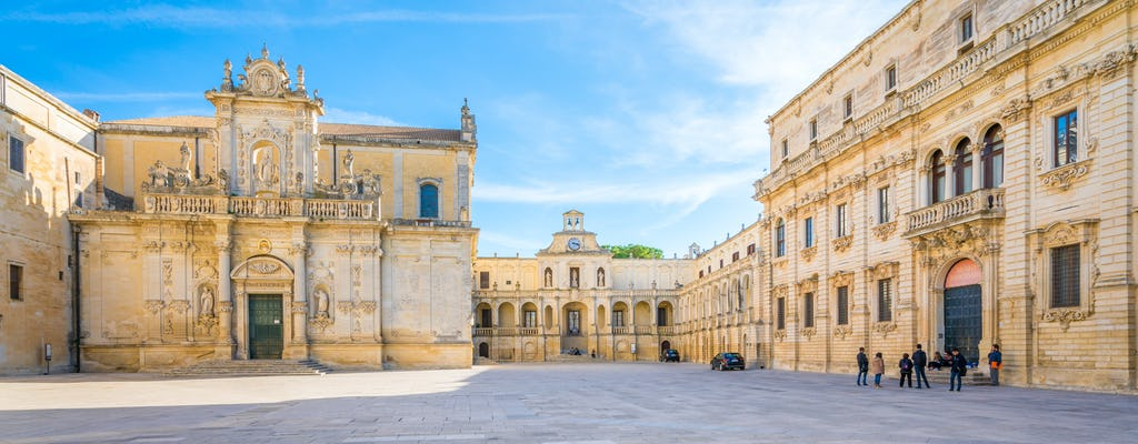 The secrets of Barocco walking tour of Lecce