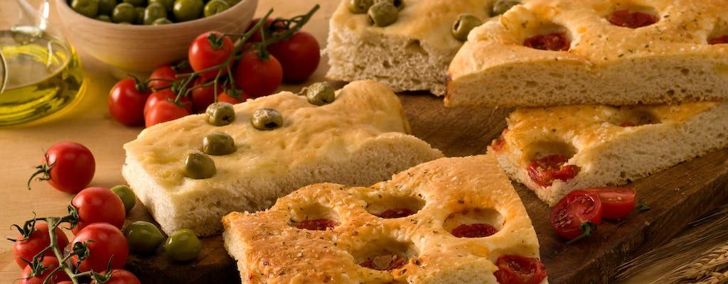 Lezione di cucina e degustazione presso la casa di una Cesarina a Genova