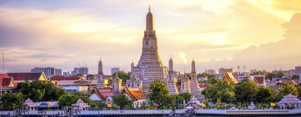 Amazing Bangkok 4-hour city tour
