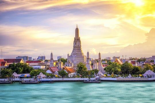 Amazing Bangkok 4-hour city tour