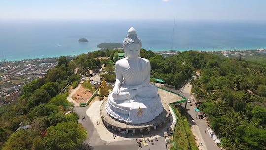 Incredibile tour guidato dell'isola di Phuket con Big Buddha
