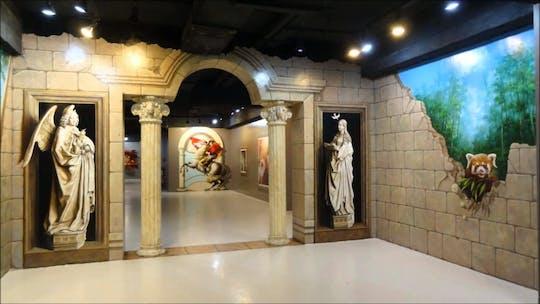 Искусство в раю Чиангмай 3Д художественный музей входные билеты