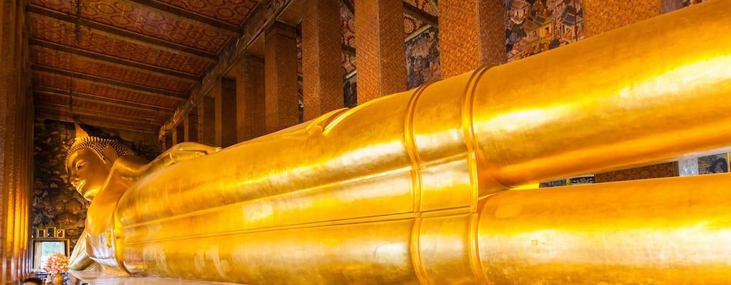 Templos de Bangkok y city tour