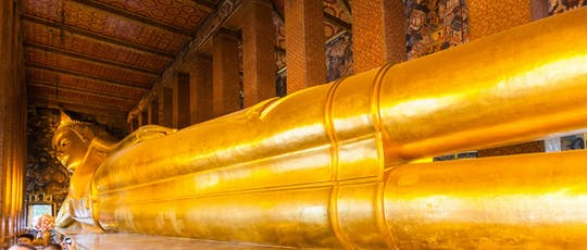 Templos de Bangkok y city tour