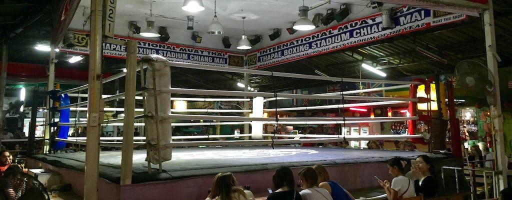 Тапе Муай Тай Боксинг стадион билеты