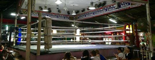 Thapae Muay Thai Boxing Stadium tickets