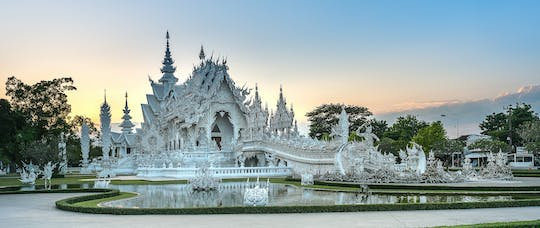 Chiang Rai City and Temples half day tour