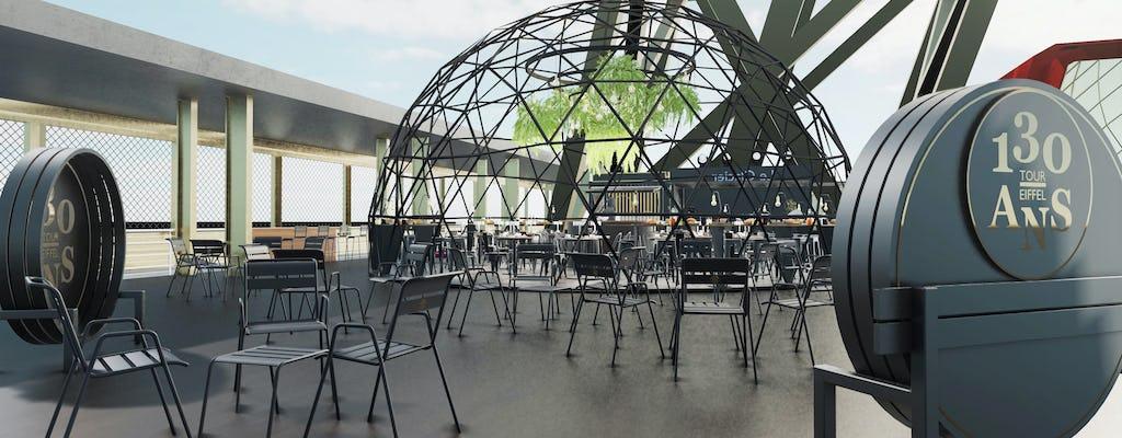 Cena alla Torre Eiffel e crociera sulla Senna