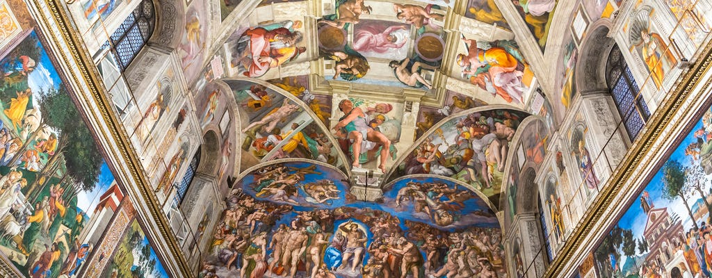 Semi-private early access to the Vatican Museums, Sistine Chapel and St. Peter's Tour