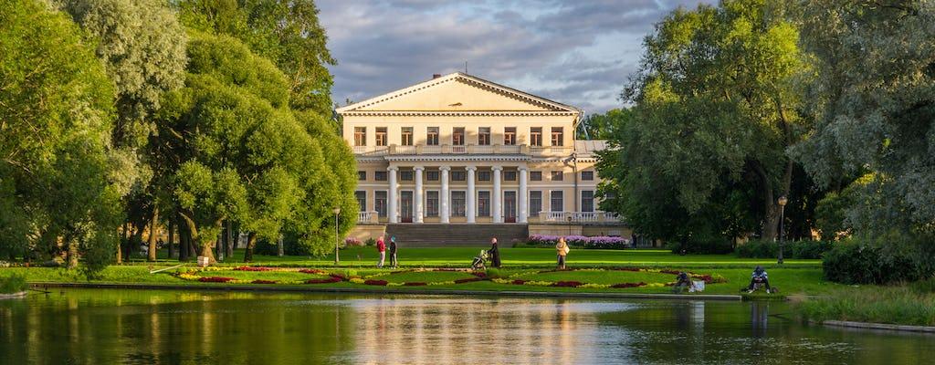 Tour privato di 2 ore al Palazzo Yusupov
