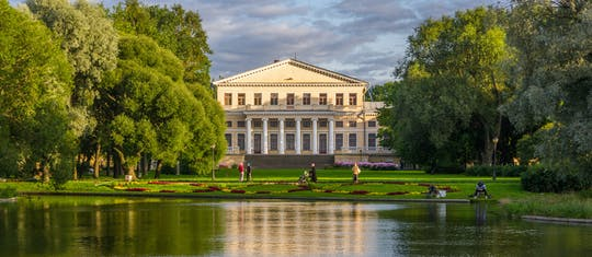 Yusupov Palace 2 uur privétour
