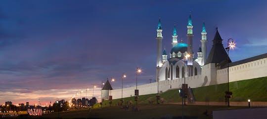 Tour serale a piedi di Kazan