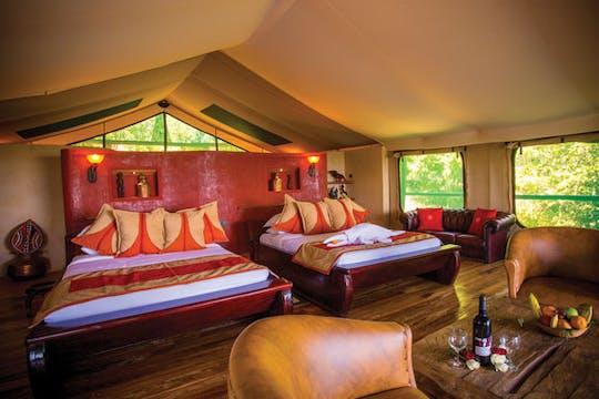 Safari di 3 giorni al Masai Mara al Mara Engai Wilderness Lodge