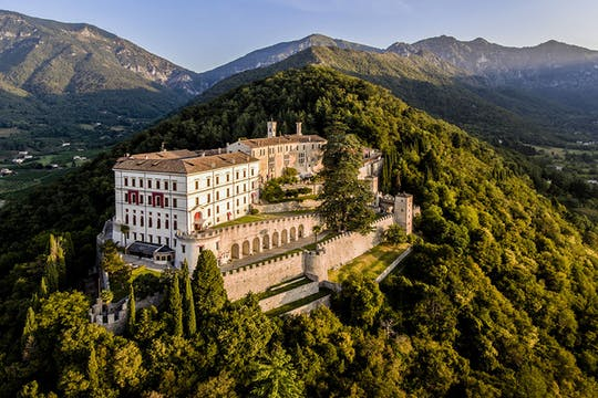 Conegliano castles and hills bike tour