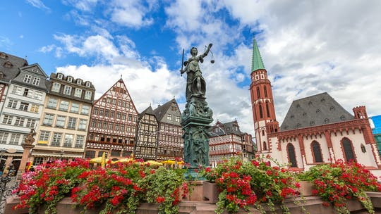 2.5-hour food tour of Frankfurt