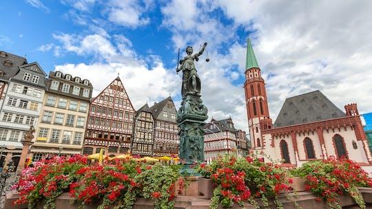 2,5 uur durende rondleiding door Frankfurt