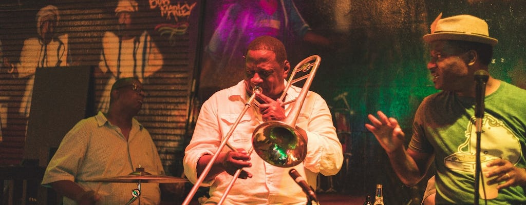Tour jazz di New Orleans