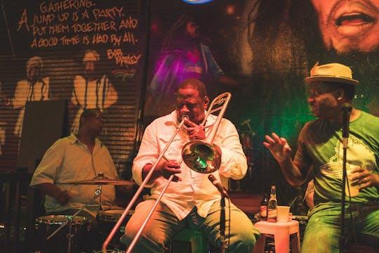 Excursão de jazz em Nova Orleans