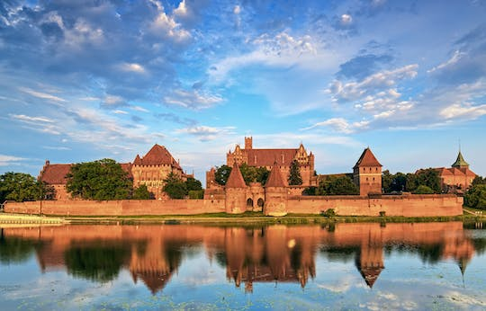 Malbork Castle regular tour from Gdansk