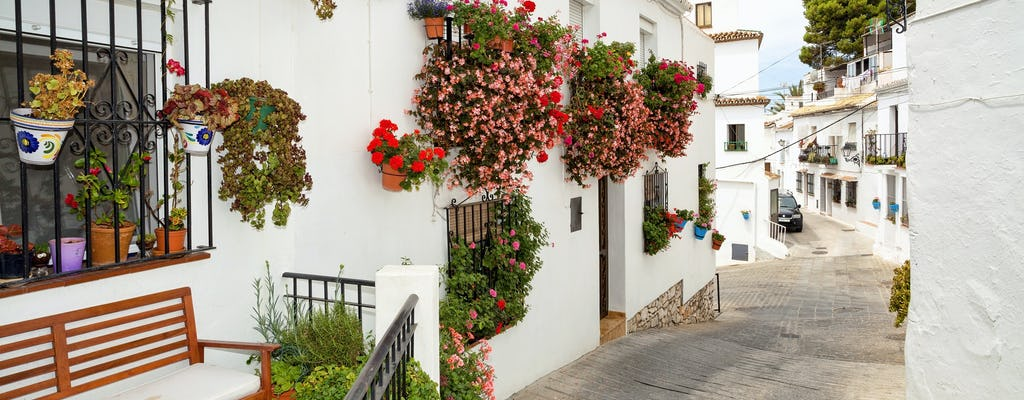 Mijas private tour from Málaga and surrounding areas