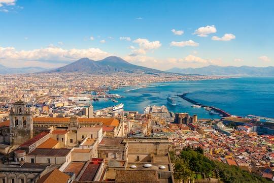 Tour audio autoguidato di Napoli con Borgo Sanità